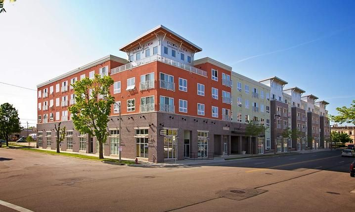 Apartments for Rent in Milwaukee, WI   Park East Enterprise Lofts - Home