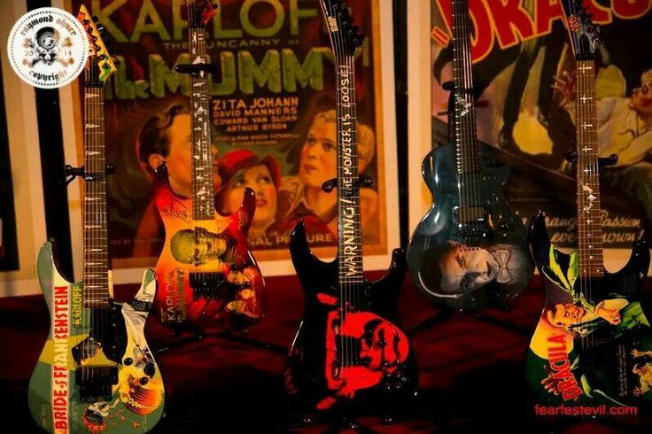 17 Best images about Guitars on Pinterest | Jeff hanneman ...