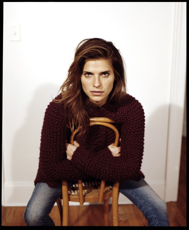 Lake Bell For OYSTER    tomboy look... <3
