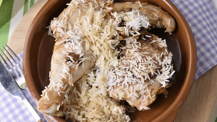 Biryani de pollo - Marta Yanci - Receta - Canal Cocina