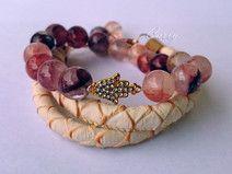 GoodLuckSet Carly Design bracalet jewellery Jade stone