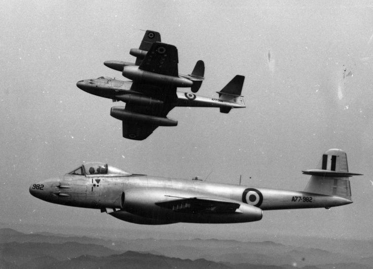 A Brief History of the Royal Australian Air Force: The Cold War Begins & Korea…