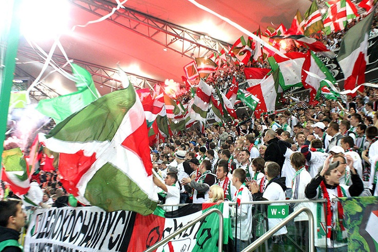 legia flags
