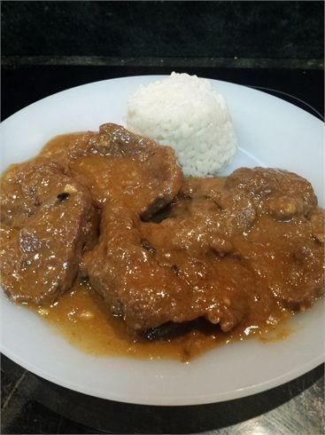 ... sauce maria forward pollo en salsa thermomix poulet en sauce thermomix
