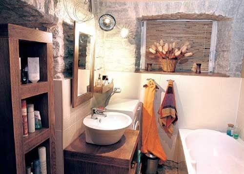 Деревянная ванная комната | PARADIZZA.com - все самое лучшее для Вашего дома