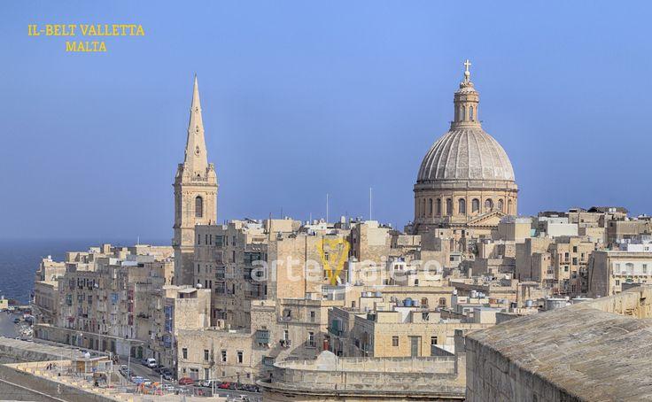 Il Belt Valletta, Malta