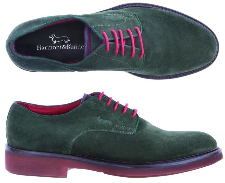 Harmont & Blaine Shoes collection