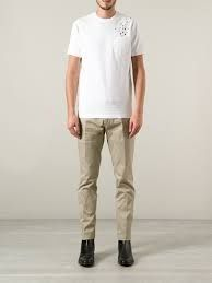 Dsquared2 Straight Leg Chino - Stefania Mode - Farfetch. www.farfetch.com - 400 × 534 - Search by image ... DSQUARED2 - straight leg chino 7 ...