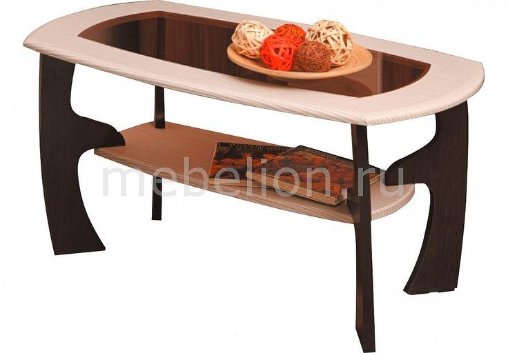 Олимп-мебель Стол журнальный Маджеста-3 1288527 венге/клен азия