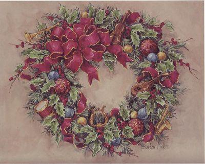 Tis The Season Wreath (*)