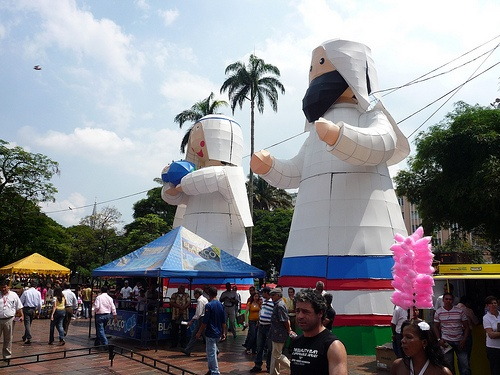 Travel Colombia : Feria de Cali