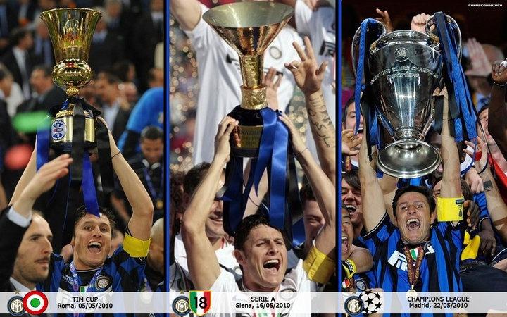 Inter Football Club, Triplete 2010