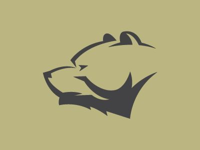 bear logo design – Поиск в Google