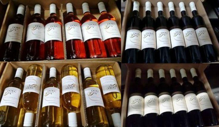 UNRESERVED Wine - Red, White & Rosè  BID NOW: