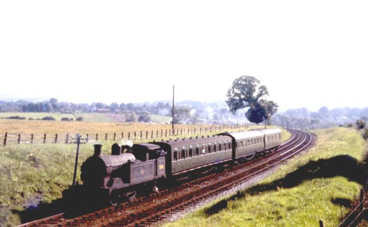 Push-pull train operation on the Steyning (SR) line