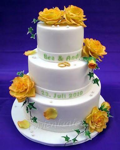 Monika Matzat  Bolos /Beautiful Cakes  Pinterest