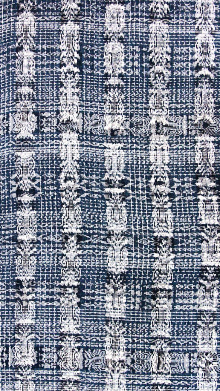 Vintage Guatemalan fabric. Origin: Quetzaltenango, Quetzaltenango.