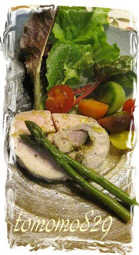 ☆塩麹鶏肉deピスタチオ巻(*◔‿◔)❤ by tomomo829 [クックパッド] 簡単おいしいみんなのレシピが255万品