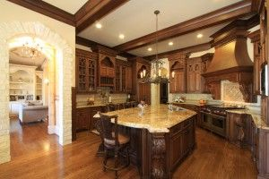 luxury-wooden-brown-kitchen-design