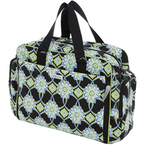 A Diaper Bag for Twins by the Bumble Collection    #twins #diaperbags