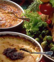 Finnish Rutabaga Casserole - lanttulaatikko. Ja imelletty perunalaatikko, porkkanalaatikko, all these veggie casseroles for Christmas...