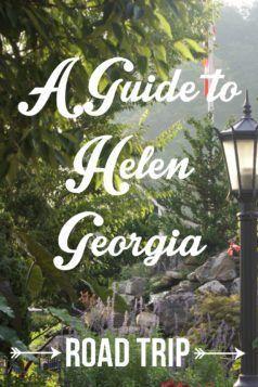 Helen, Georgia #helenga #helengeorgia #georgia  www.fabulousindeed.com