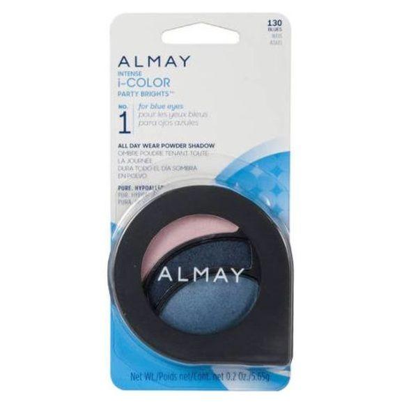 Almay Intense I-Color Eyeshadow #130 Almay Intense I-Color Eyeshadow for Blue Eyes.  New, unopened.    Color:  #130 BLUE EYES Almay Makeup Eyeshadow