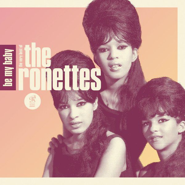 """#6: """"Be My Baby"""" by The Ronettes - listen with YouTube, Spotify, Rdio & Deezer on LetsLoop.com"""