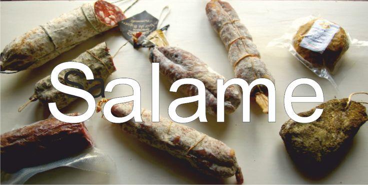 Lufttorkad skinka & salami