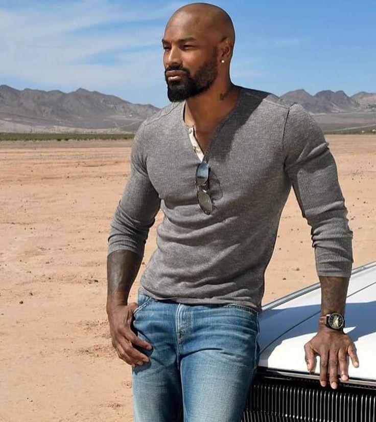 """1,956 Likes, 1 Comments - Tyson C.Beckford (@tysoncbeckford) on Instagram: """"Sunny Desert Vegas. #tysonbeckford #teamtyson #beard #beardgang"""""""