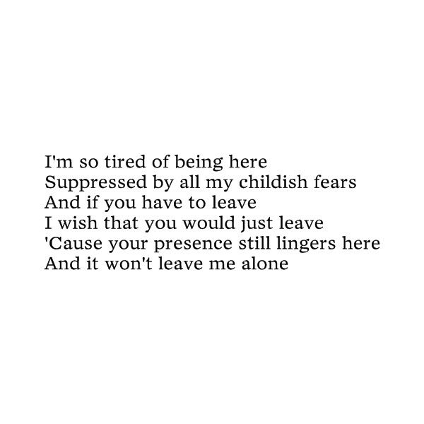 evanescence lyrics ❤ liked on Polyvore featuring quotes, text, words, lyrics, evanescence, phrase and saying