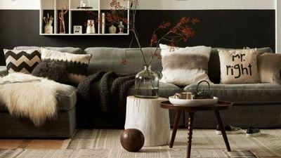 Ανανέωσε το σπίτι με αυτά τα μαξιλάρια για τρελό φθινοπωρινό cocooning