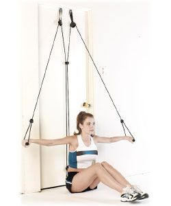 Shop for Everlast Pilates Door Gym with Adjustable Tension and more for everyday discount prices at Overstock.com - Your Online Sports
