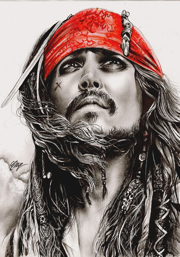 1000 ideias sobre tatuagens de jack sparrow no pinterest for Captain jack sparrow tattoo