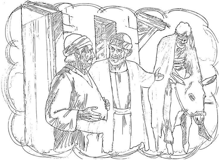 the samaritan and the inkeeper