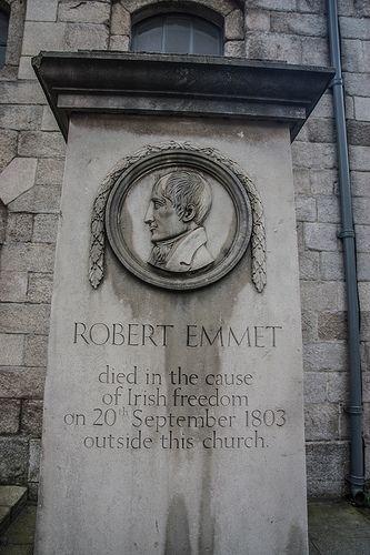 'Republicans in the Liberties': Robert  Emmet