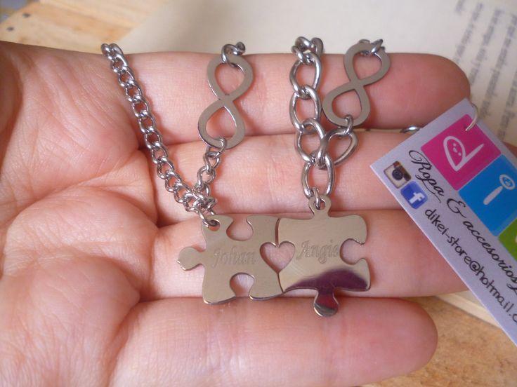 pulseras complemento en acero inoxidable con mensaje personalizado. COLOMBIA WSP 321 986 48 38