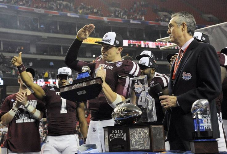 Cowlishaw: Texas A&M quarterback Johnny Manziel and Dallas Cowboys could be match made in heaven