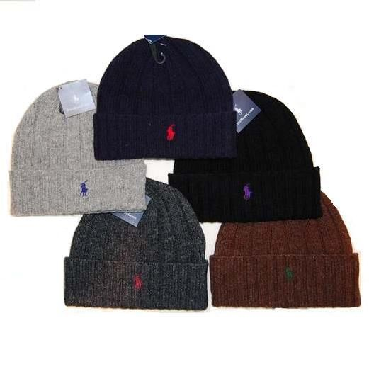 $31 NEW 2012 RALPH LAUREN POLO MEN BEANIE HAT WOOL CAP WINTER WARM ~PICK YOUR COLOR~ #RalphLauren #Beanie