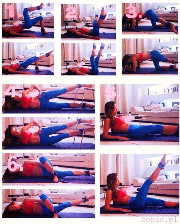 Chodakowska Workout  #doit #doroboty #daszrade #niepoddawajsie #taktrzymaj #wierzewciebie #workout #trening #ewachodakowska #chodakowska #pośladki #uda #nogi #butt #legs