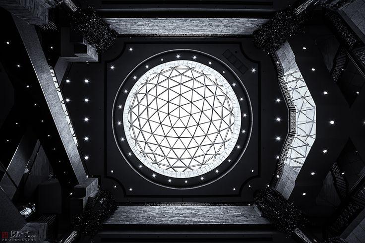 https://flic.kr/p/UCTZJ3 | Ceiling, Shanghai Museum | Shanghai Museum, Shanghai, China. November 2016.
