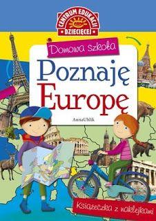 Nasz świat wypełniony ksiażkami: Tosia poznaje świat z Domową Szkołą!