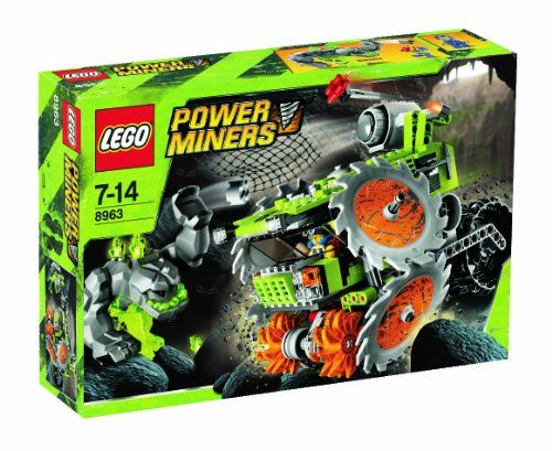 LEGO Power Miners – Playsets – Rock Wrecker
