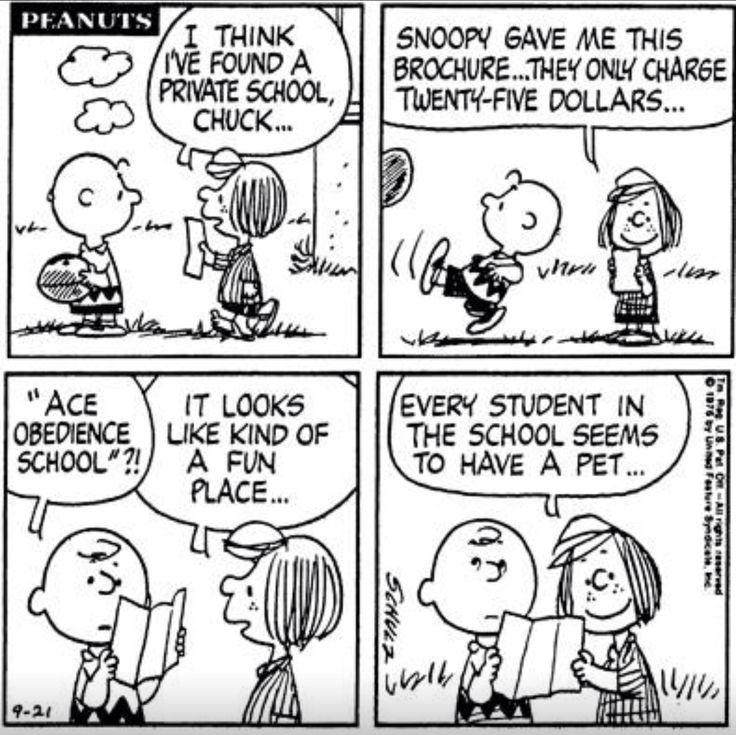 Charlie Brown & Peppermint Patty
