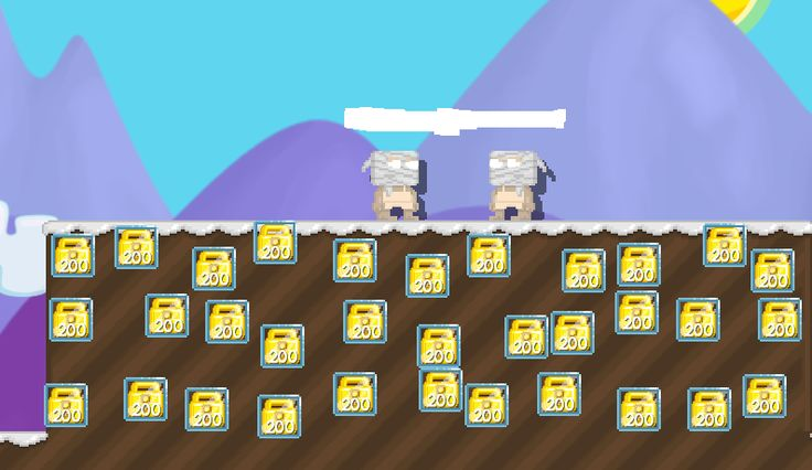 70200 Wls in Growtopia! WOW!