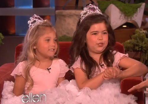 They r 2 cute!  Love their new segment on Ellen!Little Girls, Baby Kids, Baby'S Kids, Rap Videos, Kids Resistance, Disneyland Princesses, Sophia Grace, Princesses Swagger, Ellen Degenerative