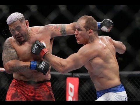 Mark Hunt vs Junior Dos Santos UFC 160 Full Fight Videos - YouTube
