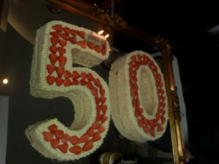Cake 50 years