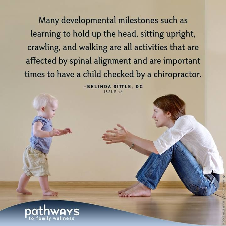 Chiropractic Care for Children by Belinda Siddle, DC from Pathways to Family Wellness issue # 18 #icpa4kids