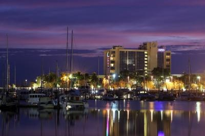 Jupiters Hotel & Casino Townsville #Queensland. We stayed on the 17th floor.
